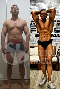 DDF - Before and After