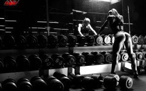 Daredevil Fitness Bg