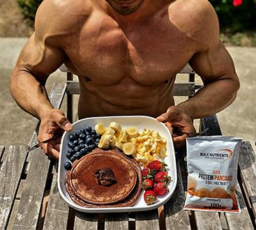 Complete Custom Nutritional Program